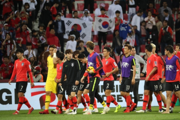 Korea advance to quarterfinals with win over Bahrain