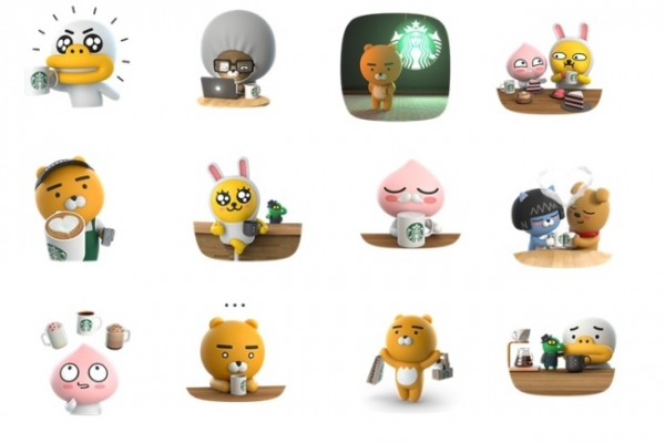 [Photo News] Kakao meets Starbucks