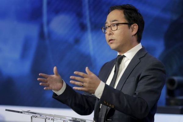 Korean-American Andy Kim named to US House Armed Services Committee