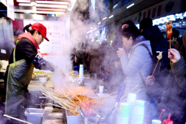 [Eye Plus] Shake off cold with winter delicacies
