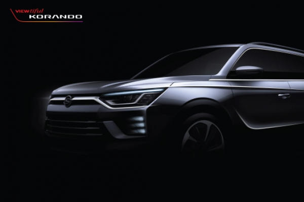 SsangYong Motor to renew Korando in 8 years in March