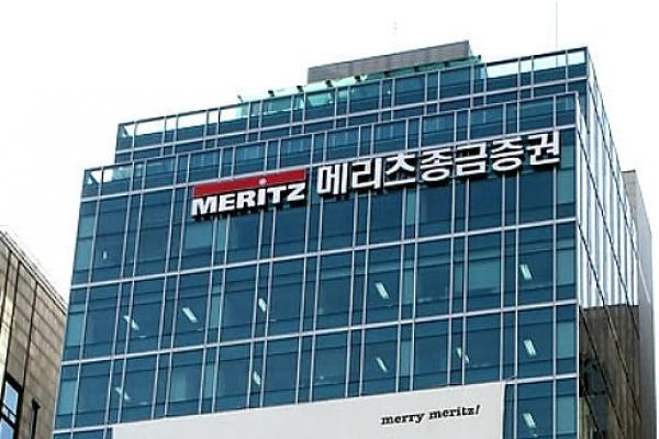 Meritz Securities reports record-high net profit