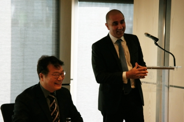 Rebranded Refinitiv brings risk management services to Korea