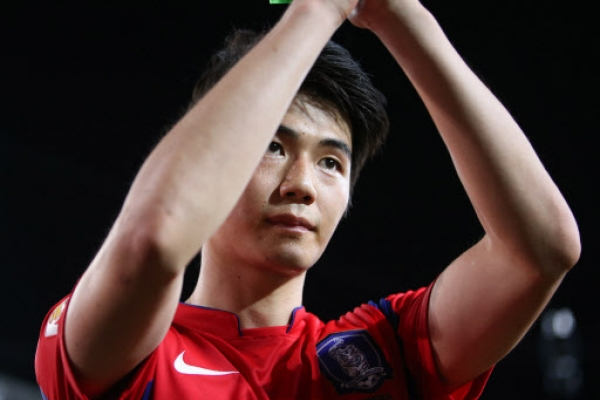 Ki Sung-yueng announces retirement from S. Korean nat'l football team