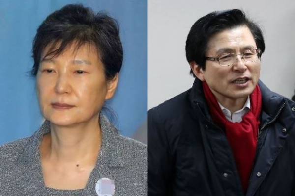 Ex-President Park's confidant speaks out about main opposition party leader candidate Hwang