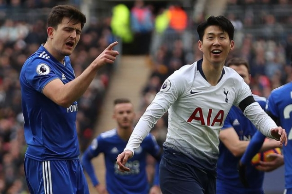 Tottenham's Son Heung-min on fire after Asian Cup