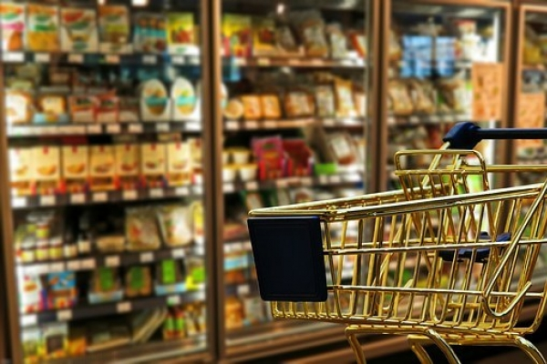 Retail sales up 9.1% in Feb. amid virus pandemic