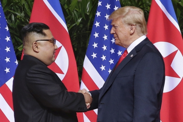Flurry of diplomatic moves take place ahead of US-NK summit