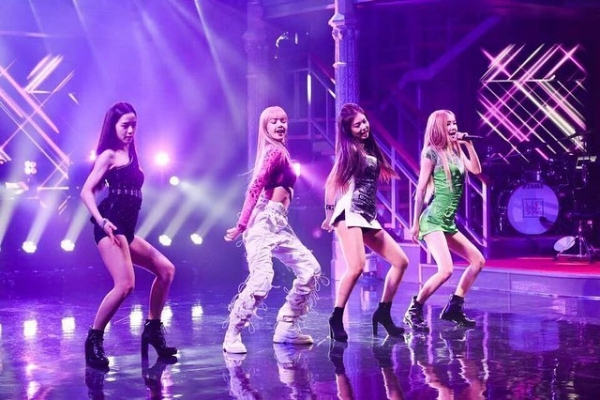 BLACKPINK debuts on American TV with CBS talk show appearance
