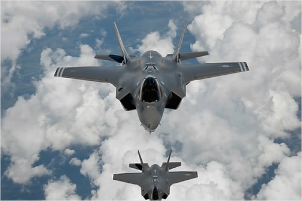 Korean defense companies selected to maintain F-35 stealth fighters