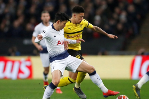 Son Heung-min extends scoring streak to 4 matches
