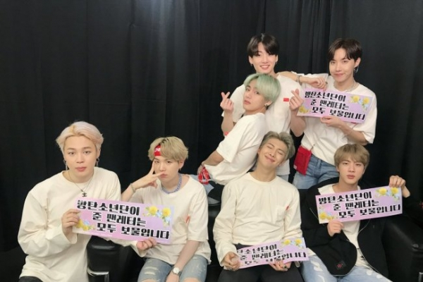 BTS attracts 380,000 spectators on Japanese leg of world tour
