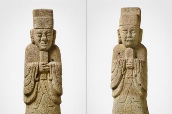 German museum to repatriate pair of Joseon era statues to Korea