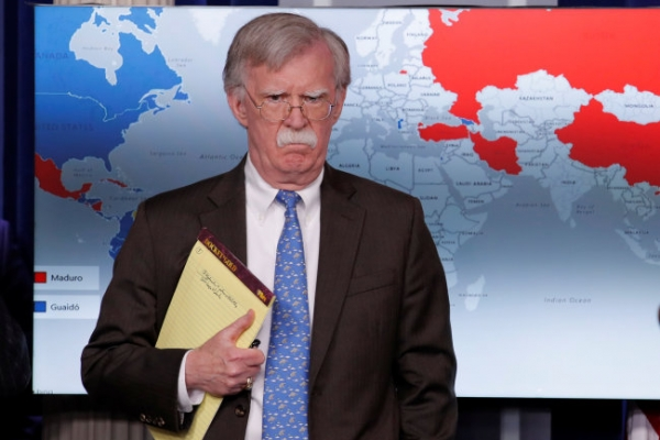 Bolton due in Seoul to discuss US-NK summit: report