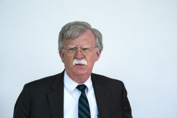 Bolton cancels trip to S. Korea: White House