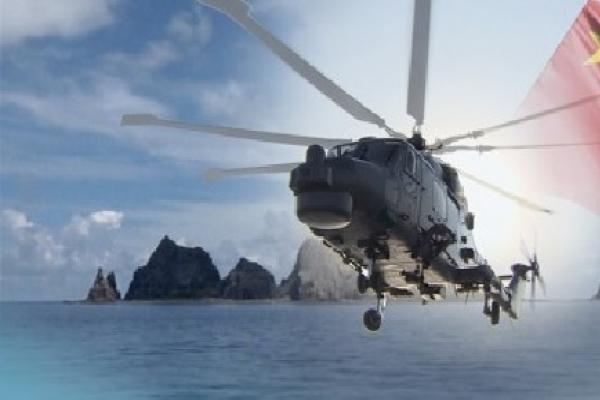 Chinese military plane enters S. Korea's air defense zone