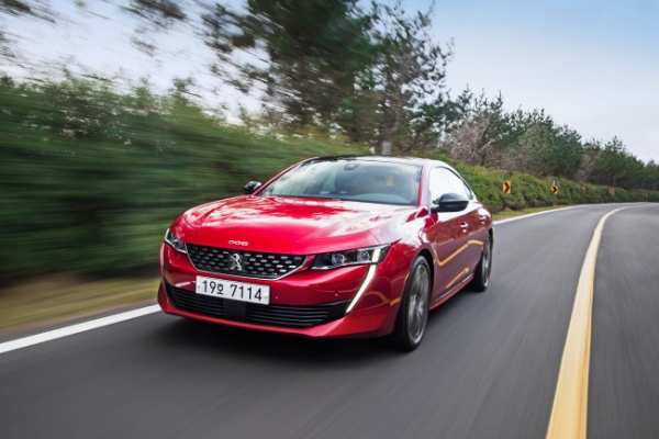 [Behind the Wheel] New Peugeot 508 offers French chic to Korean drivers
