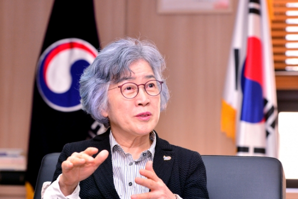 [Eye Interview] South Korea's anti-corruption agency chief vows to enhance corruption awareness