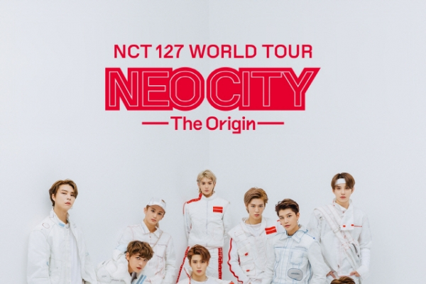 NCT 127 to begin tour of 11 N. American cities in April