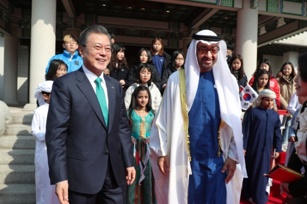 Korea, UAE to forge deeper economic ties in energy industries
