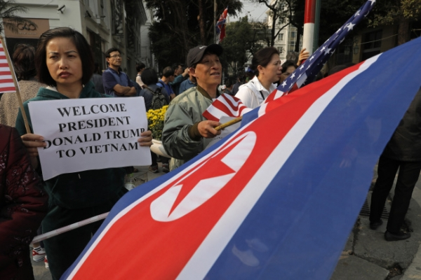 Anticipation mounts as Trump, Kim close in on second summit