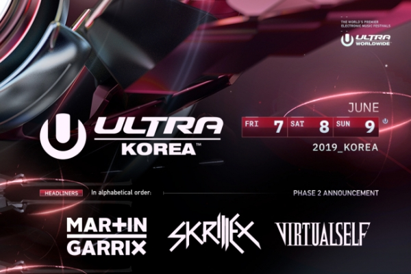 Ultra Korea announces lineup for this year's festival