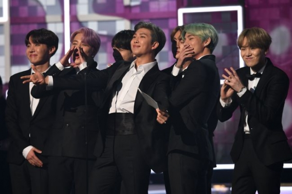 BTS to add five shows to sold-out world tour