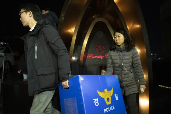 Seoul police chief on Burning Sun scandal: Any officers who colluded with clubs will be punished