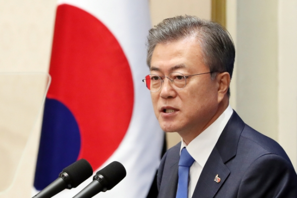Moon to visit Brunei, Malaysia, Cambodia next week