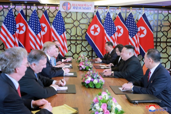 Seoul calls for three-way talks after Trump-Kim collapse