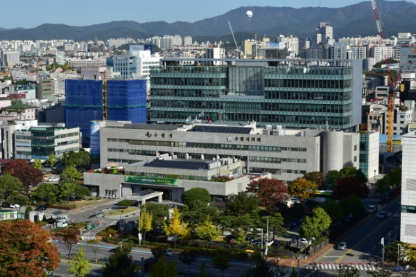 Suwon becomes role model for local governments nationwide