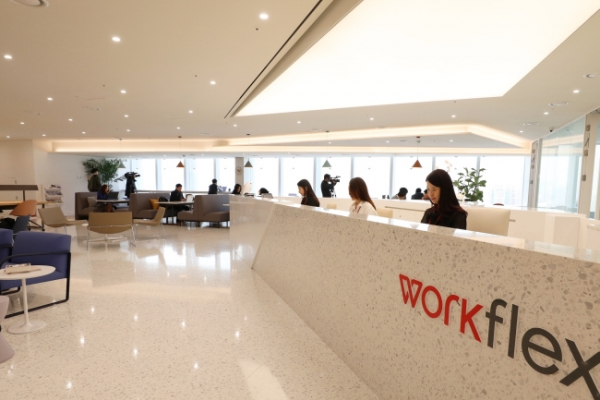 [Weekender] Coworking space on the offensive