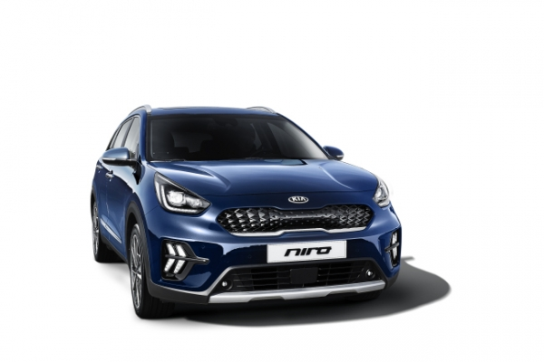 Kia's Niro comes back with bolder look, new features