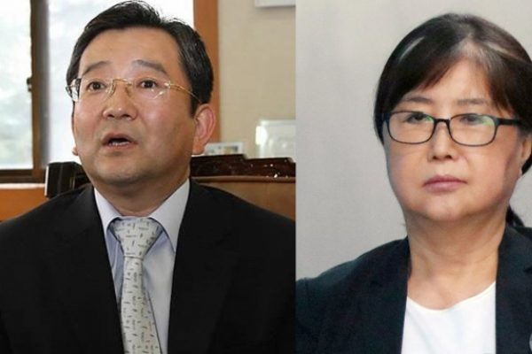 [Newsmaker] 'Choi Sun-sil was behind appointment of Vice Justice Minister Kim Hak-ui'