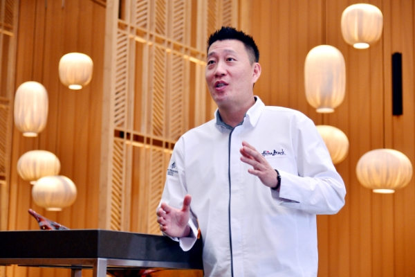 [Herald Interview] Chef Akira comes back to Seoul