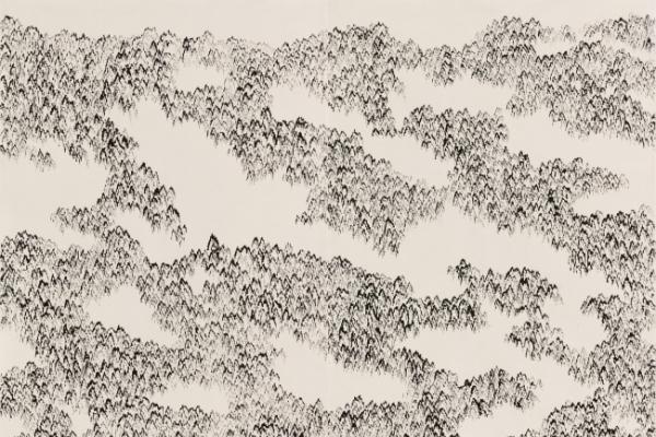 Kim Ho-deuk's contemporary interpretation of traditional paintings