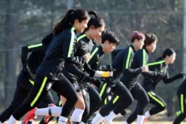 S. Korean women's football team to face Iceland, Sweden in World Cup tuneup matches