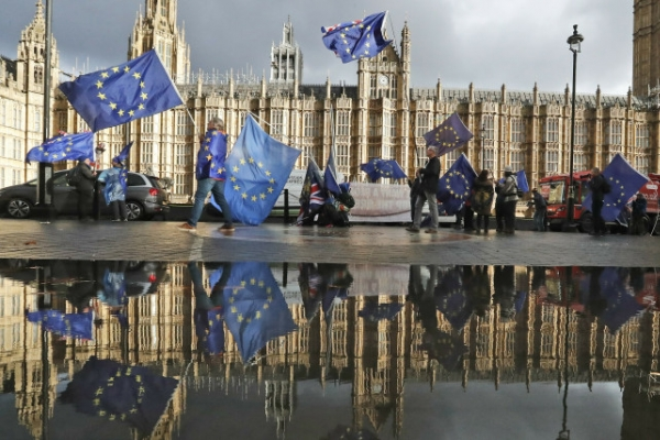 Brexit uncertainty a constant worry for Brits in Brussels