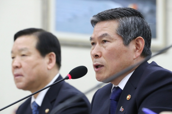 S. Korea, US defense chiefs to meet in Washington next month