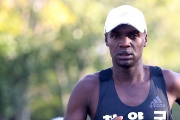 Kenyan-born marathoner clears paperwork to represent S. Korea at Tokyo 2020