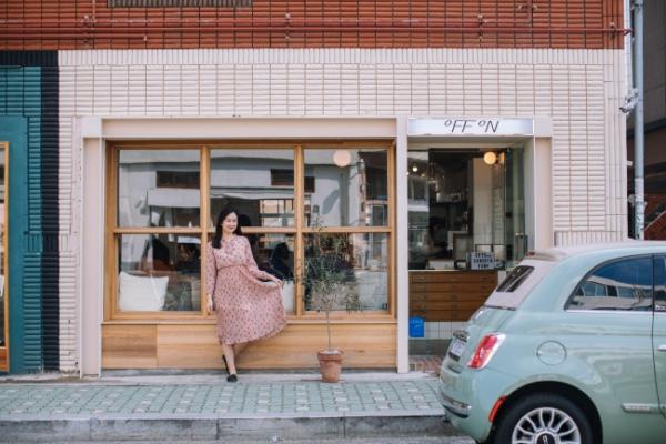 A family getaway at Haeundae, Busan
