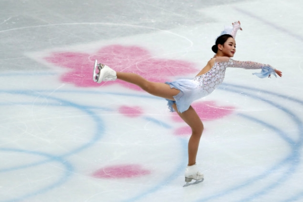 S. Korean figure skater injured in intentional hit by US athlete: agency