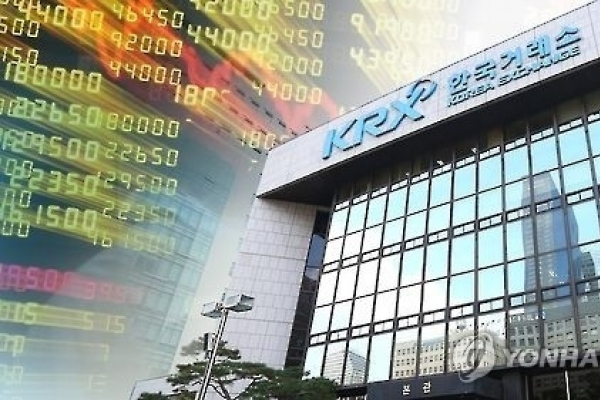 Seoul stocks end almost flat after choppy trading