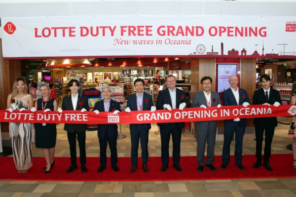 Lotte Duty makes inroads into Australia, NZ