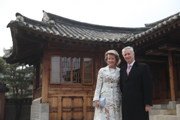 [Diplomatic circuit] Belgium king to meet President Moon for bilateral talks