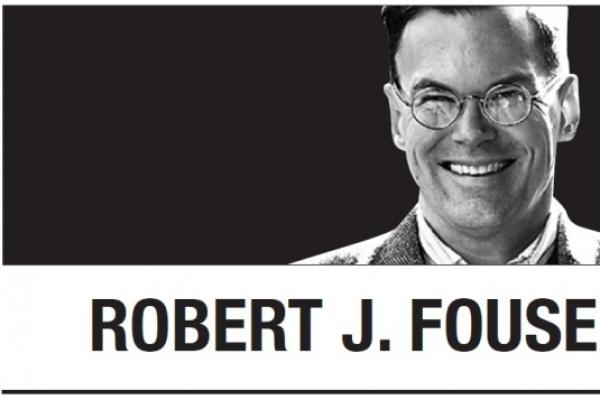 [Robert J. Fouser] Looking at mayors for future leaders