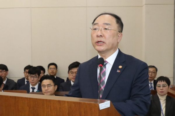 S. Korea's budget to surpass W500tr next year amid sluggish growth