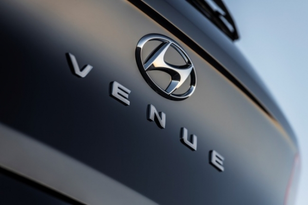 Hyundai names new SUV entry Venue