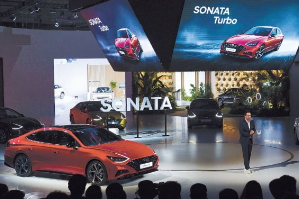 Carmakers present future of connected, sustainable mobility at Seoul Motor Show