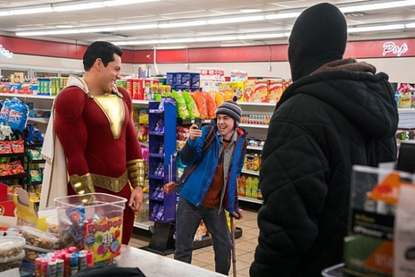 [Herald Review] 'Shazam!' may prove DC has finally figured it out